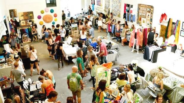 Organizers of a regular arts market in Kensington are urging local business owners to change their minds about limiting the event.