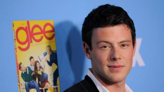 The late Cory Monteith's colleagues from Glee held a memorial for the Canadian actor on Thursday.