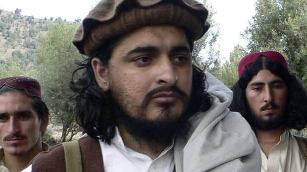 The voice of Pakistani Taliban chief Hakimullah Mehsud is heard on the video saying that militants will continue to fight until Pakistan's government stops supporting the U.S.