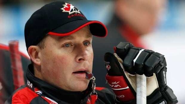 Steve Spott coached Canada at the 2013 world junior championship.
