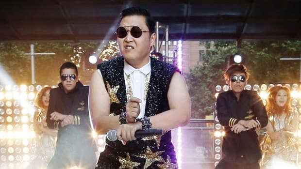 South Korean singer Psy is approaching one billion hits with his Gangnam Style video and takes honours for Canada's most-viewed video.