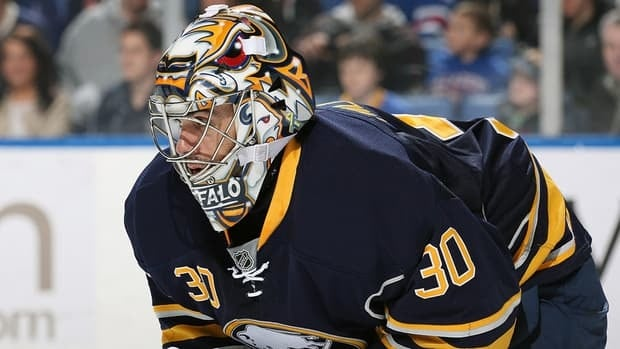 Sabres goalie Ryan Miller has one year left on his contract.
