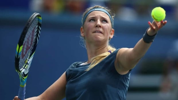 Victoria Azarenka made the decision to pull out of the Toronto event after suffering a lower back injury.