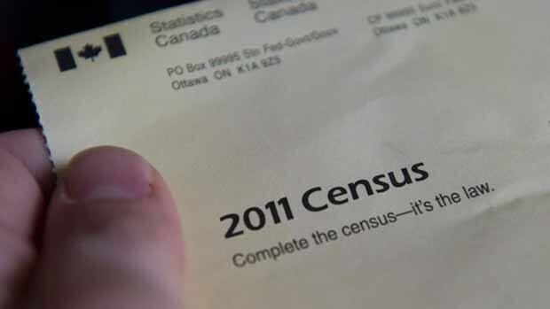 The 2011 Canadian census provides an interesting look at the country's demographics