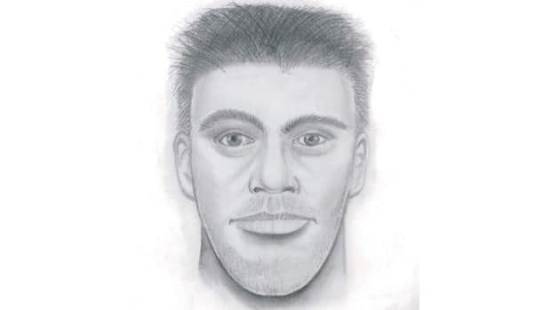 The suspect in a sexual assault on Sissons Court Wednesday is described as male, 6 feet tall, 25-30 years old, with brown eyes, a medium build and light complexion and dark brown hair with a spiky Caesar-style cut.
