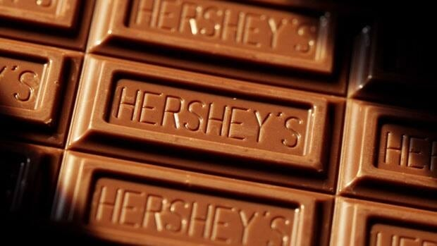 Hershey Canada Inc. has been fined $4 million after admitting to its role in a chocolate price-fixing cartel, the Competition Bureau said Friday.