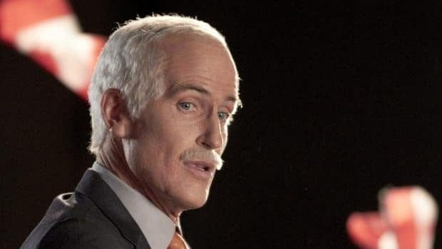 Rick Roberts spent three hours in makeup every day in order to play late NDP leader Jack Layton in new upcoming TV biopic Jack.