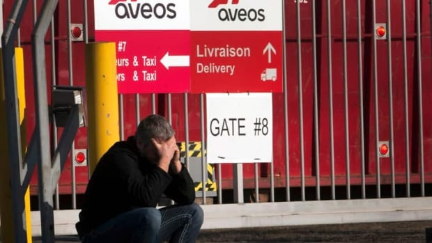 Some 2,600 people lost their jobs when Aveos went out of business last March.