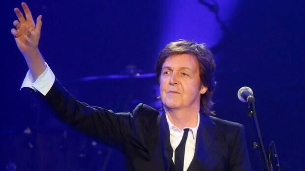 Paul McCartney last played in Quebec City for the city's 400th anniversary in 2008.