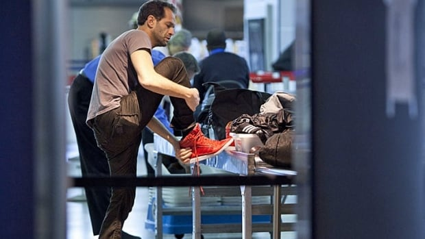 From stripping down to identifying all liquids and gels, going through airport security can be a stressful experience.