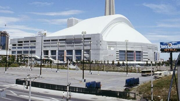 When the SkyDome opened in 1989, it was the world's first stadium with a working retractable roof.