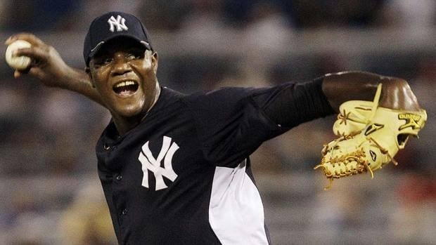 Hard-throwing Yankees right-hander Michael Pineda struggled with his fastball velocity again on Friday, averaging around 91 miles per hour.