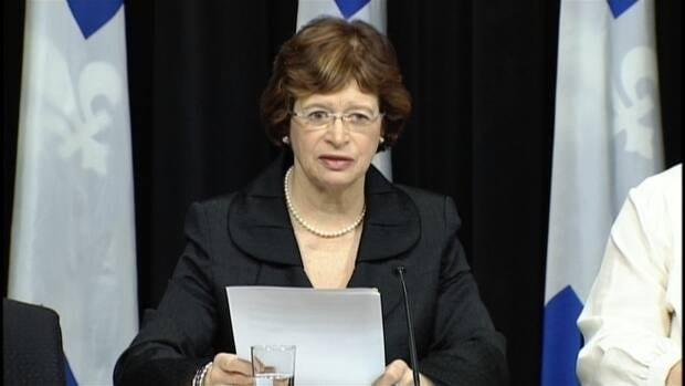 Education Minister Marie Malavoy said the new preschool program would not be mandatory.