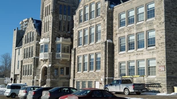 Port Arthur Collegiate Institute in Thunder Bay will be home to Lakehead University's law school, which is slated to open this fall. Recent changes to the school's curriculum are spurring debate.