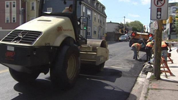 The City of St. John's plans to spend $38-million to resurface and repair streets and sidewalks.