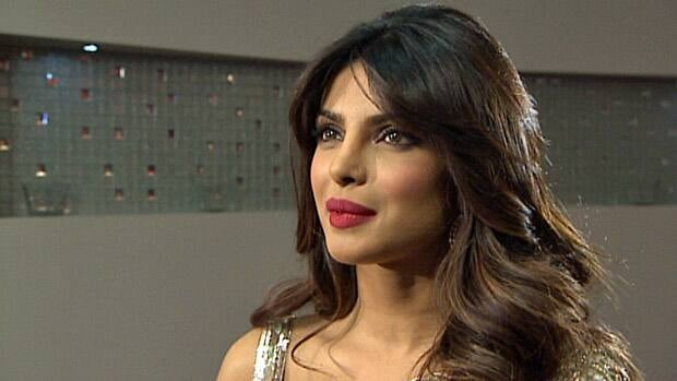 Bollywood's Priyanka Chopra says she is always appreciative of the warm welcome she gets each time she visits Toronto.
