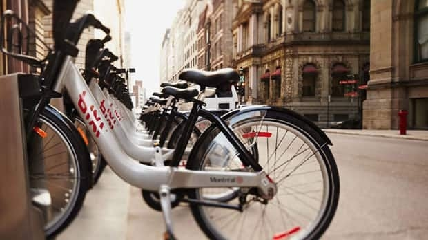 Montreal's Bixi bike-sharing program is running a deficit in its second year of operation.