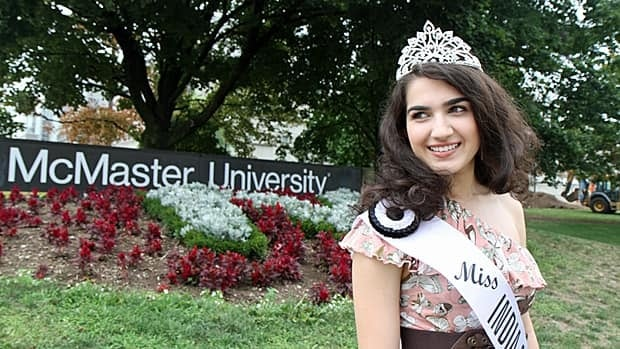 Mallika Kapur was crowned Miss India-Canada this month.