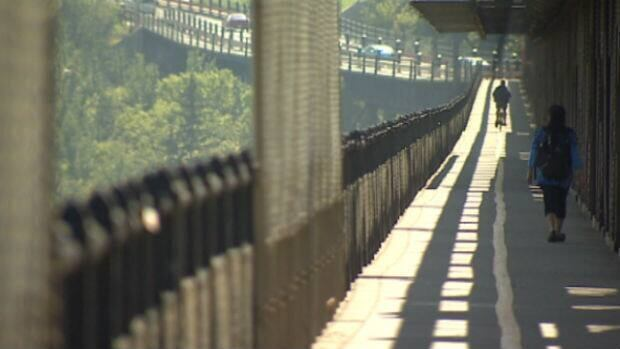 The city says 14 people killed themselves on or near the High Level Bridge in 2012. Administration have been asked to look at ways to address the problem.