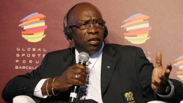 Jack Warner, shown here in 2009, resigned as CONCACAF president in June 2011.