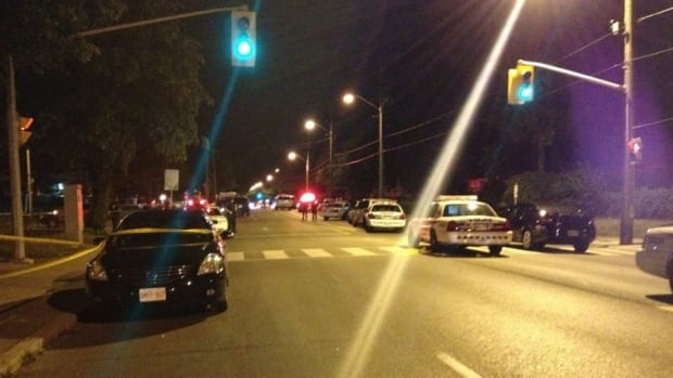 Two people died in the Monday night shooting on Danzig Street and another 23 people were wounded.