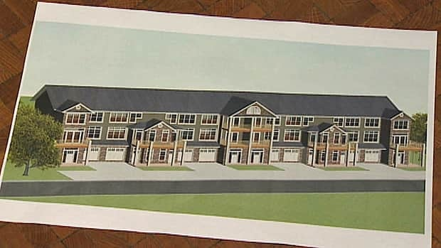 A proposal for new townhouses on Forest Road in St. John's is raising concerns in the neighbourhood.