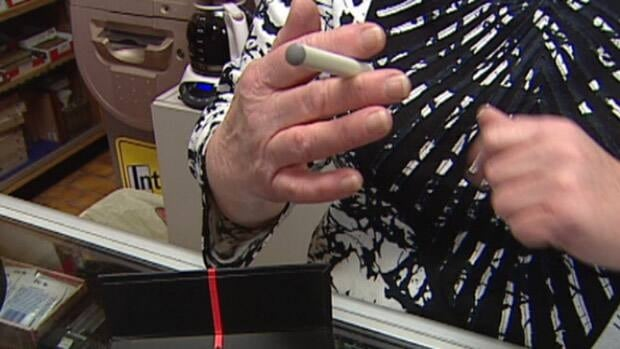 Health Canada has advised people not to use or buy electronic or e-cigarettes.