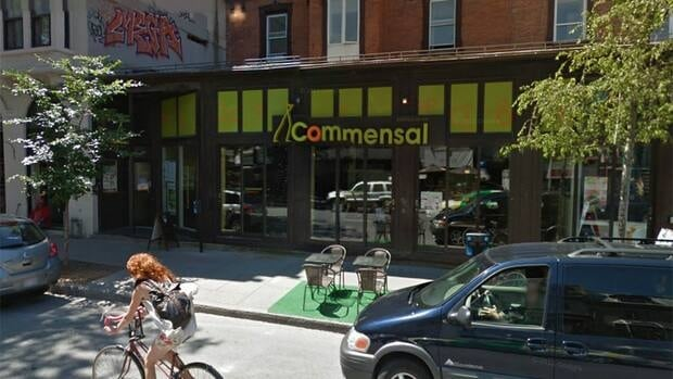 Tthe first Commensal restaurant opened in 1977 on St. Denis Street in Montreal.