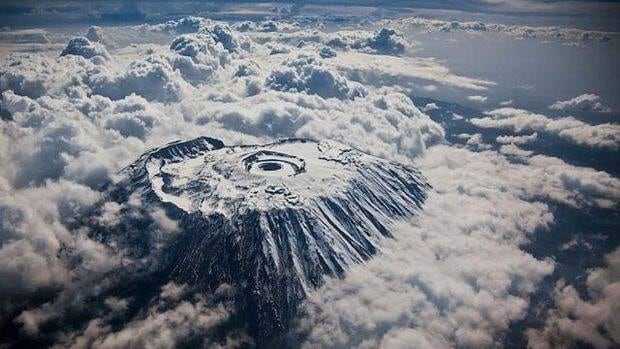 At 5,895 metres, Mount Kilimanjaro is the tallest mountain in Africa.