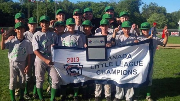 The East Nepean Eagles won the Canadian finals Sunday to advance to the the Little League World Series.