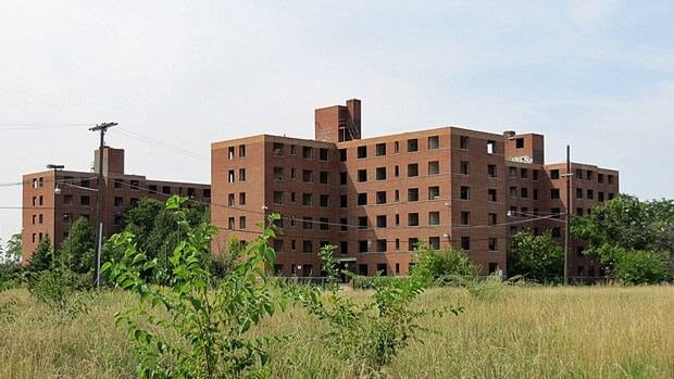 Detroit has no set plans for redevelopment of the complex where a young Diana Ross and the Supremes spent some of their pre-Motown years.