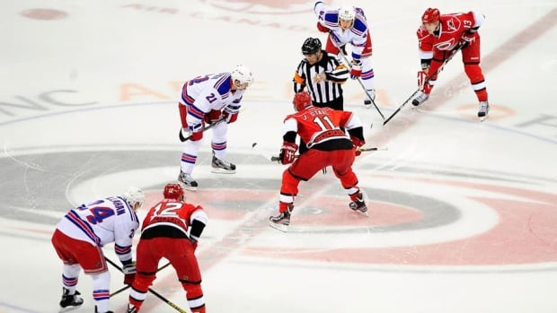 Right-winger Jared Staal (#13) was called up Wednesday from the AHL and played in his first NHL game Thursday.