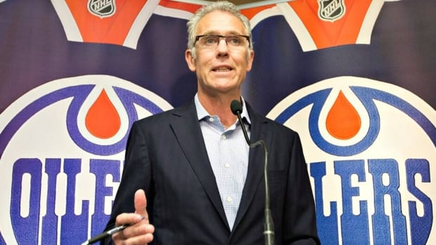 Several media outlets report that Edmonton Oilers general manager Craig MacTavish will announce the hiring of Dallas Eakins as the team's new head coach on Monday.