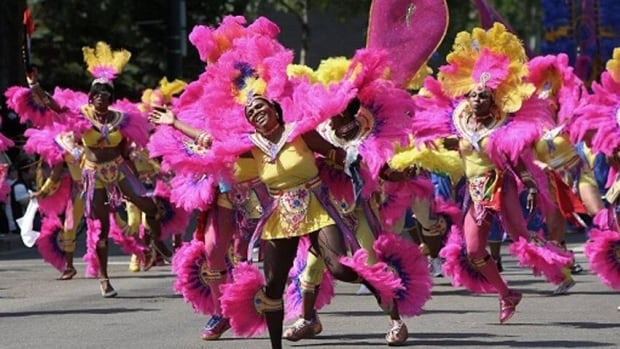 The Cariwest parade will be strutting its way through downtown Edmonton on Saturday afternoon.