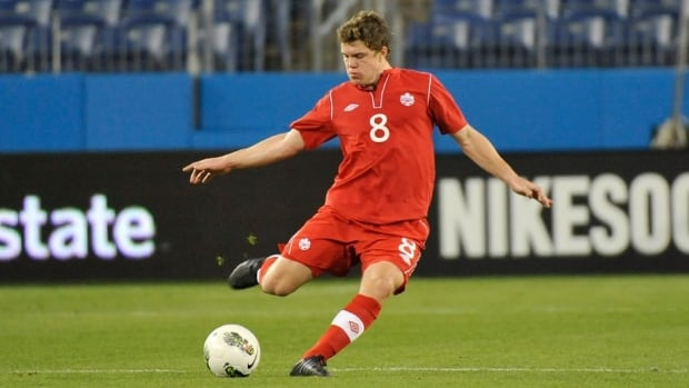 Midfielder Samuel Piette has yet to play in a senior tournament, along with eight other players invited to Canada's Gold Cup camp roster.