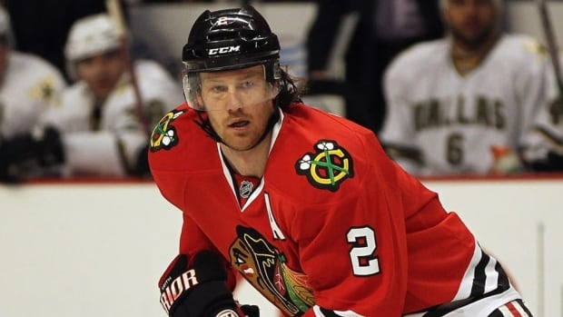 Duncan Keith waived his right to an in person hearing regarding his elbow on Vancouver forward Daniel Sedin.
