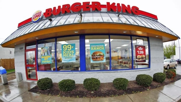 The Anglophone East School District says its agreement with Burger King requires the company supply schools with food that meets provincial healthy-eating guidelines.