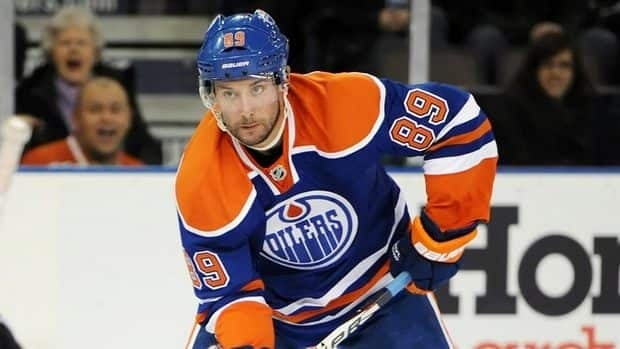 Edmonton Oilers' Sam Gagner tied an Oiler team record for most points in a game held by Wayne Gretzky and defenceman Paul Coffey.
