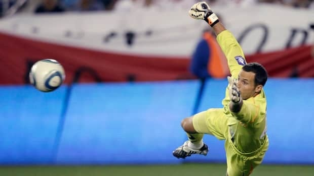Goalkeeper Carlo Cudicini, shown in this file photo, will make the jump from the Premier League to Major League Soccer with the L.A. Galaxy.