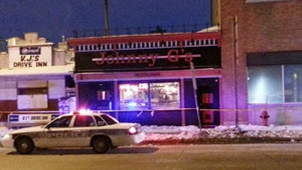 Police have name the a 24-year-old victim who was shot and killed at inside Johnny G's Friday.