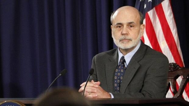 U.S. Federal Reserve chairman Ben Bernanke said at a news conference Wednesday the Fed will likely keep interest rates low until late 2014, longer than previously expected.