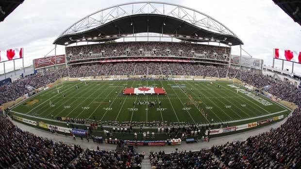 Investors Group Field will be the site of the 2015 Grey Cup, according to sources within the CFL.
