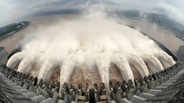 Hydropower, such as the kind produced at the Three Gorges Dam in China, above, will continue to be the dominant source of renewable energy, far outpacing wind, solar and biofuels.