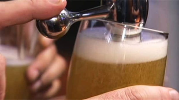 Some Hamilton bars will open early Sunday morning at the Canadian men's hockey team faces off against Sweden for the gold medal in Sochi, but there won't be any alcohol.