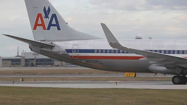 American Airlines' parent firm filed for Chapter 11 bankruptcy protection last year.
