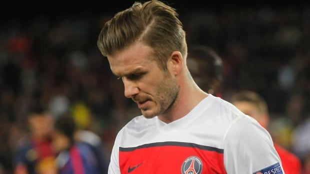 David Beckham announced Thursday he plans to retire from soccer at the end of the season.