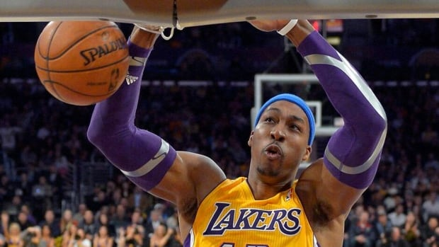 Former Los Angeles Lakers centre Dwight Howard announced on Friday night he will be joining the Houston Rockets.