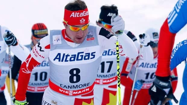 Ivan Babikov, seen racing in December, continued the trend of positive results this past week in Italy for the Canadian team.