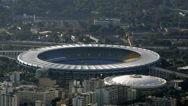 At least four other host cities have been affected by workers' strikes in the past, including Rio de Janeiro, home of the final at Maracana Stadium, shown here.