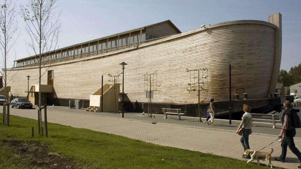 Noah's Ark full-scale replica opens in Netherlands - World ...
